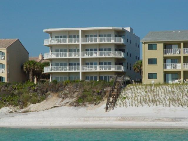 Sago Sands 402 - Image 1 - Santa Rosa Beach - rentals