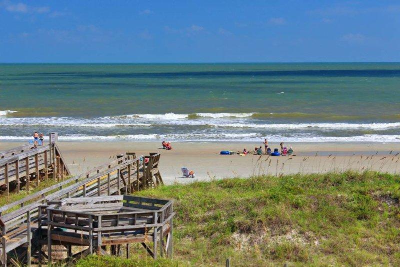 Oceanfront 1 - Oceanfront - Image 1 - Pawleys Island - rentals