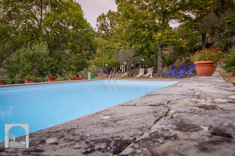 Timeless Atmosphere at Villa Chiara, in Cortona. - Image 1 - Cortona - rentals