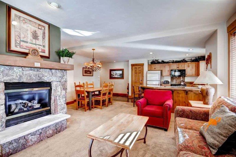 Mountain Thunder Lodge 5201 - Gondola to Lifts - Image 1 - Breckenridge - rentals