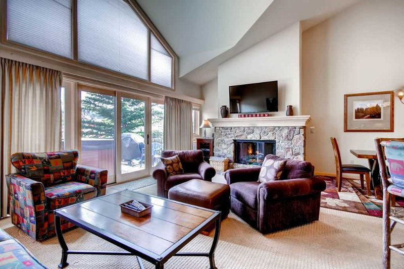 One Breckenridge Place 2 - Walk to Slopes/Town - Image 1 - Breckenridge - rentals
