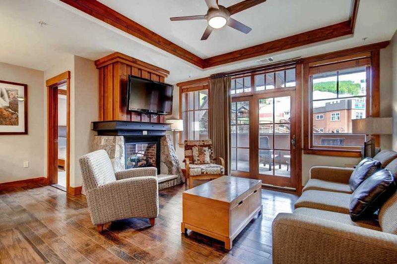 One Ski Hill Place 8211 - Ski-In/Ski-Out - Image 1 - Breckenridge - rentals
