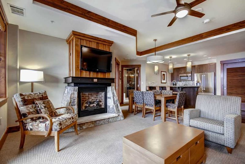 One Ski Hill Place 8307 - Ski-In/Ski-Out - Image 1 - Breckenridge - rentals