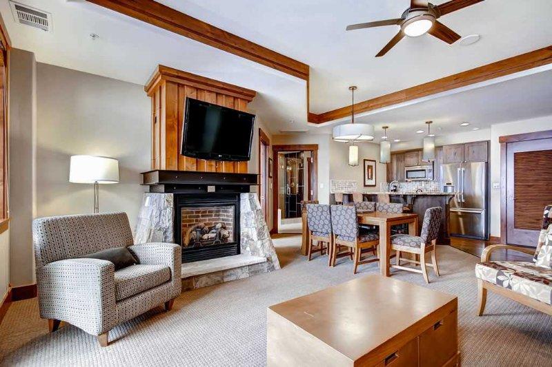 One Ski Hill Place 8407 - Ski-In/Ski-Out - Image 1 - Breckenridge - rentals