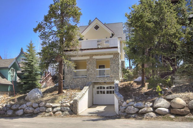 Ridge Street Lookout - Private Home - Image 1 - Breckenridge - rentals