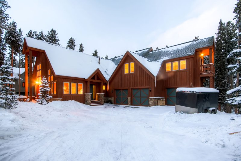 Sawmill Run Lodge - Private Home - Image 1 - Breckenridge - rentals