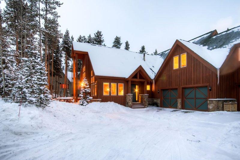 Sawmill Run Lodge - Private Home - Image 1 - Breckenridge - rentals