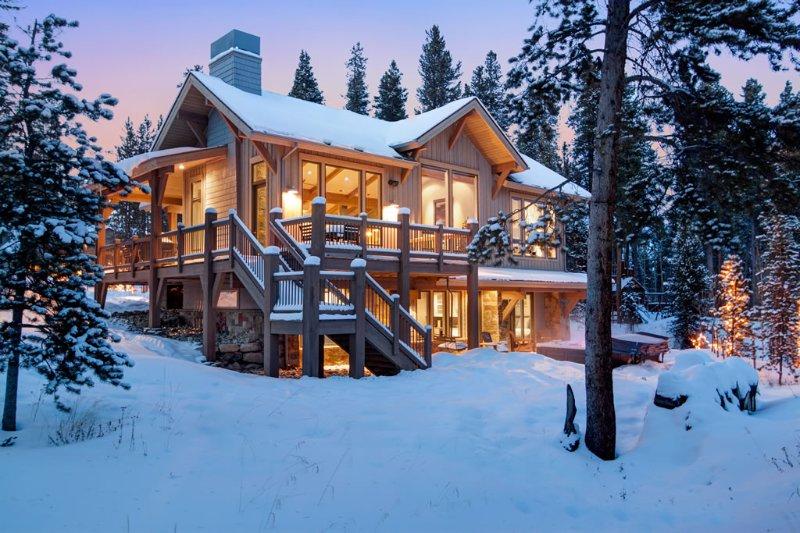 Sunrise Ski Haus - Private Home - Image 1 - Breckenridge - rentals