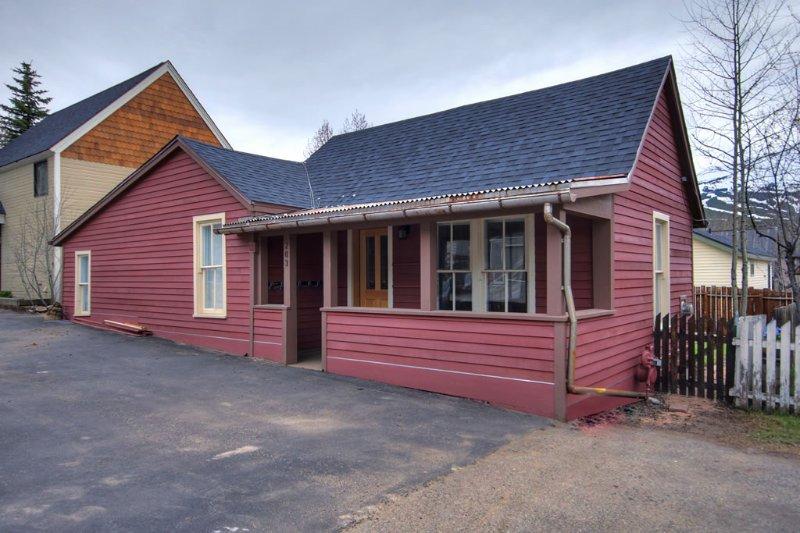 Terrill House - Image 1 - Breckenridge - rentals