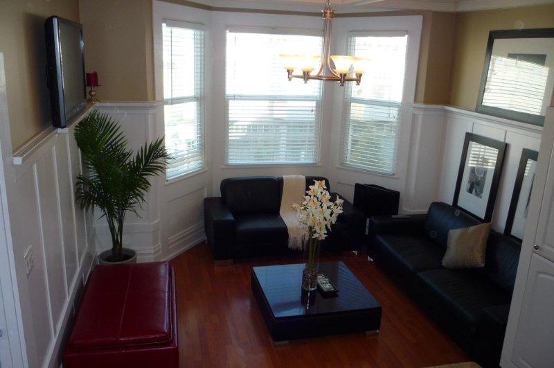 Furnished 2-Bedroom Flat at Jackson St & Mason St San Francisco - Image 1 - San Francisco - rentals
