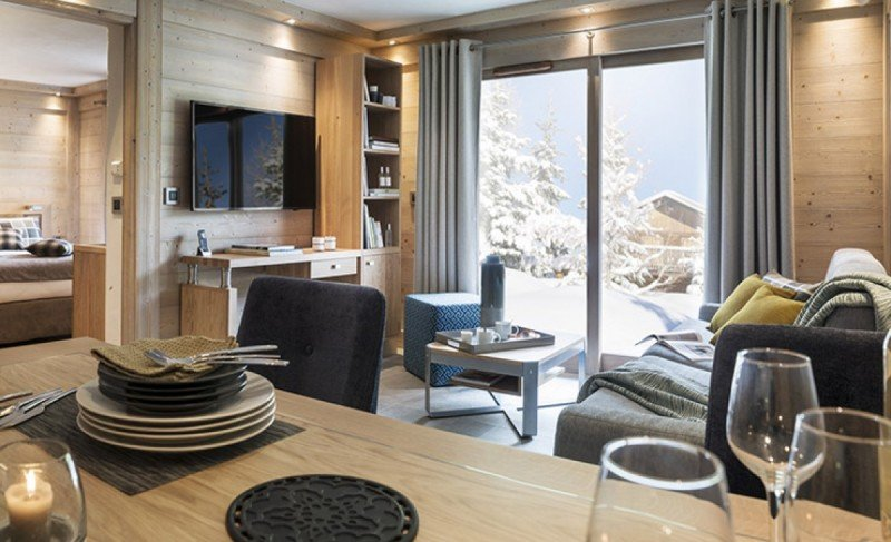 MGM 4**** Residence 2 rooms 4 persons - Image 1 - Le Grand-Bornand - rentals