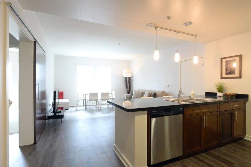 Furnished 2-Bedroom Apartment at S Clementine St & W Center Street Promenade Anaheim - Image 1 - Anaheim - rentals
