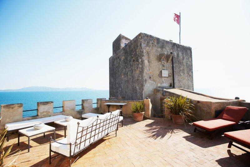 Villa Orizzonte - Image 1 - Talamone - rentals