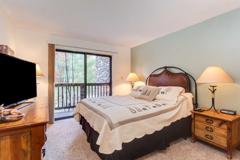 1 Bedroom, 2 Bathroom House in Breckenridge  (05A1) - Image 1 - Breckenridge - rentals