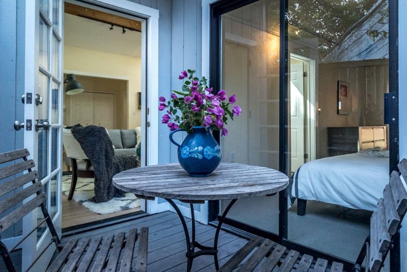 Private Cottage With Office and Deck - 1 Bedroom Home in Rockridge Oakland - Image 1 - Oakland - rentals