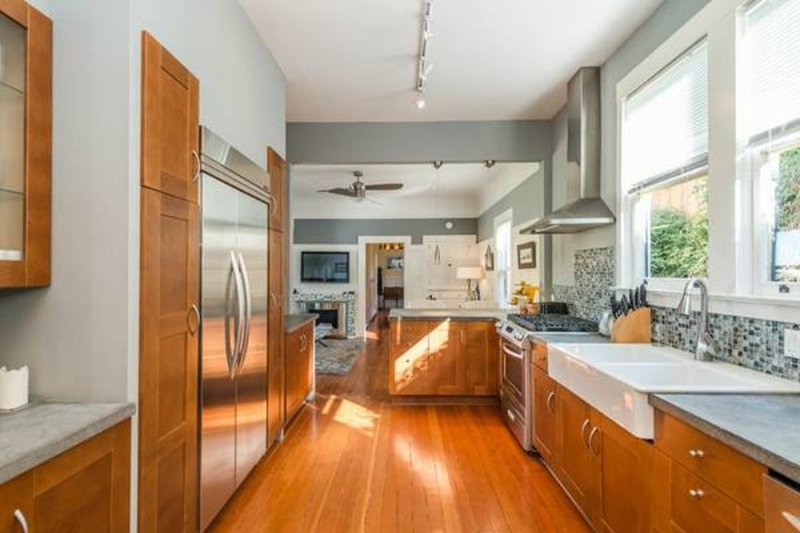 Stylish Furnished Unit with Backyard - Bernal Heights - Image 1 - San Francisco - rentals