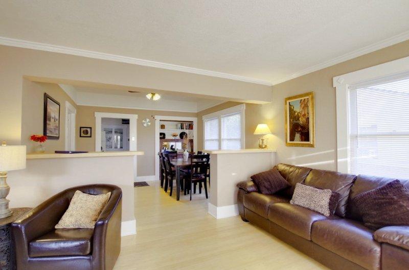 Furnished 2-Bedroom Home at W San Carlos St & Menker Ave San Jose - Image 1 - San Jose - rentals