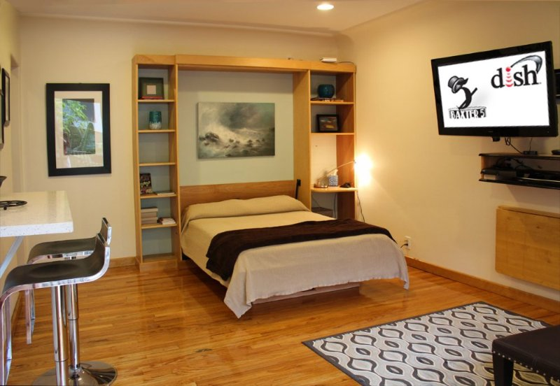 Furnished Studio Apartment at Baxter St & Princeton Ave Los Angeles - Image 1 - Los Angeles - rentals