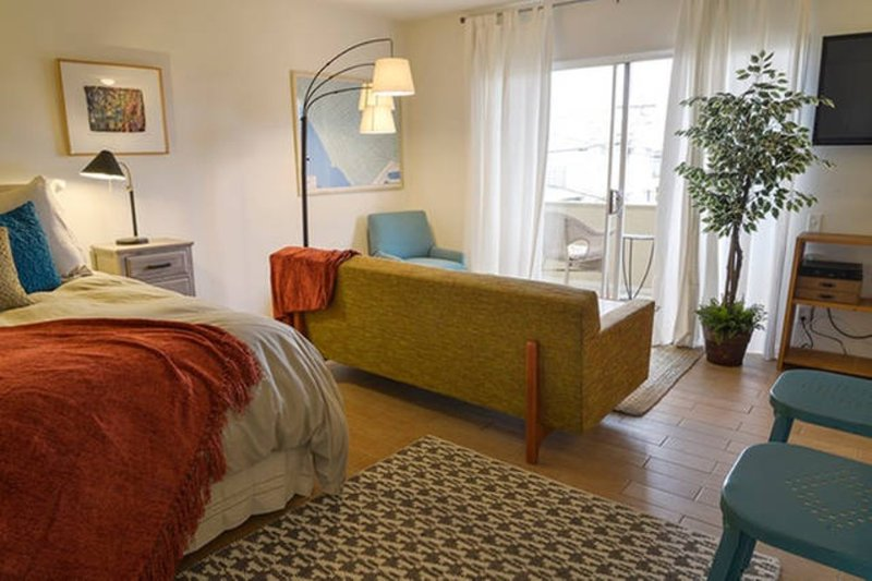 Furnished Studio Apartment at Pacific Ave & Dudley Ct Los Angeles - Image 1 - Venice Beach - rentals