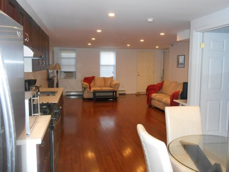 Furnished 2-Bedroom Townhouse at Halsey St & Throop Ave Brooklyn - Image 1 - New York City - rentals