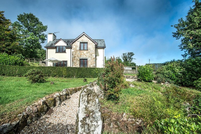 Yelfords Cottage - Image 1 - Chagford - rentals