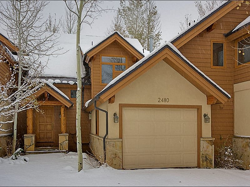 Located in the Snow Park Area of Deer Valley - Spacious Yet Cozy Townhome - Wonderful Amenities (24712) - Park City - rentals
