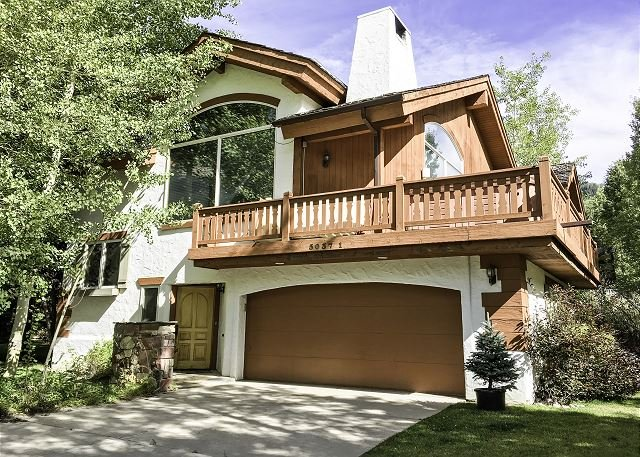 5037 Prima Court - Home is East Vail - Image 1 - Vail - rentals