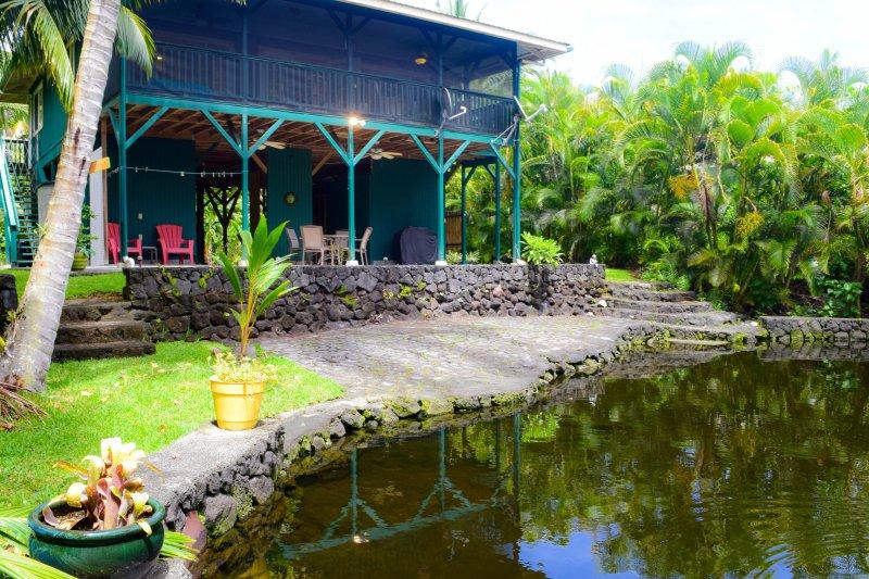 Kahua Kapoho is less than a block from the ocean in Kapoho Vacationland - Kahua Kapoho - Pahoa - rentals