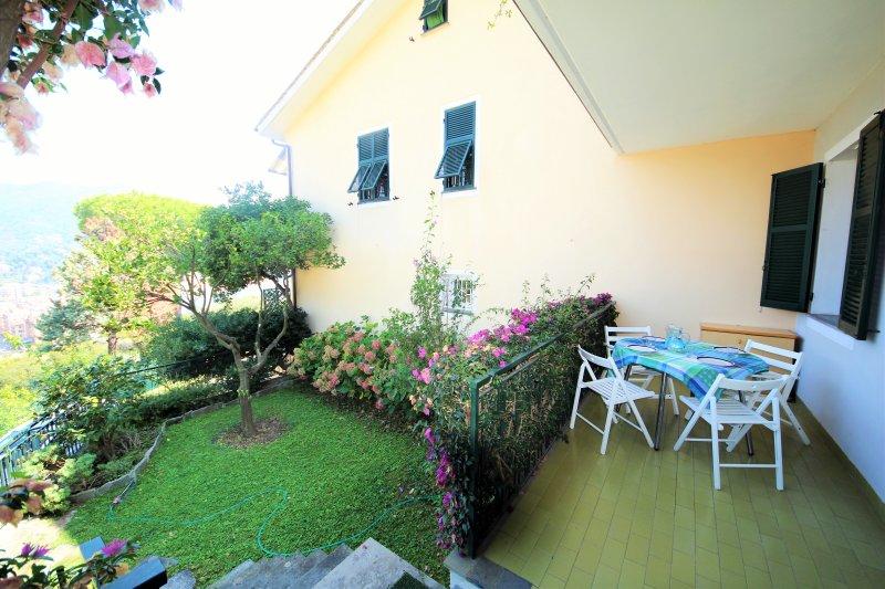 ARANCI 3BR-garden terrace view by KlabHouse - Image 1 - Rapallo - rentals