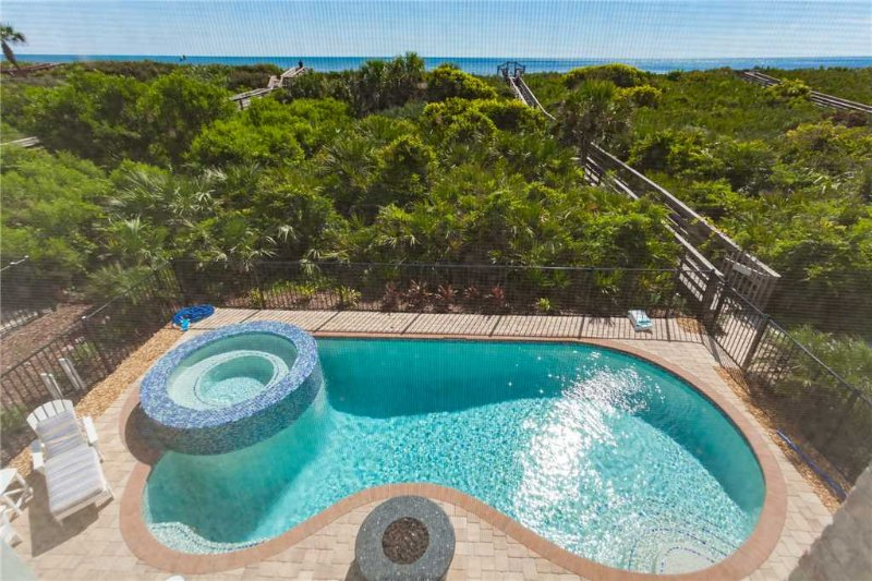 Windsor by the Sea, 5 Bedrooms, Beach Front, Private Pool, Sleeps 12 - Image 1 - Palm Coast - rentals