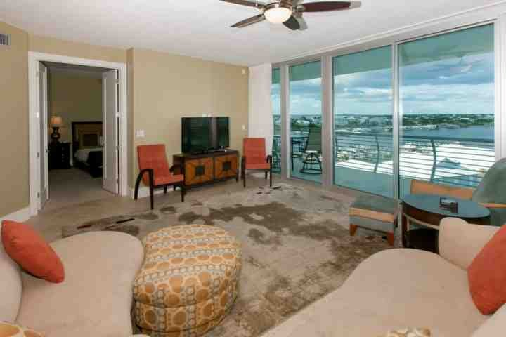 Bella Luna 609 - Image 1 - Orange Beach - rentals