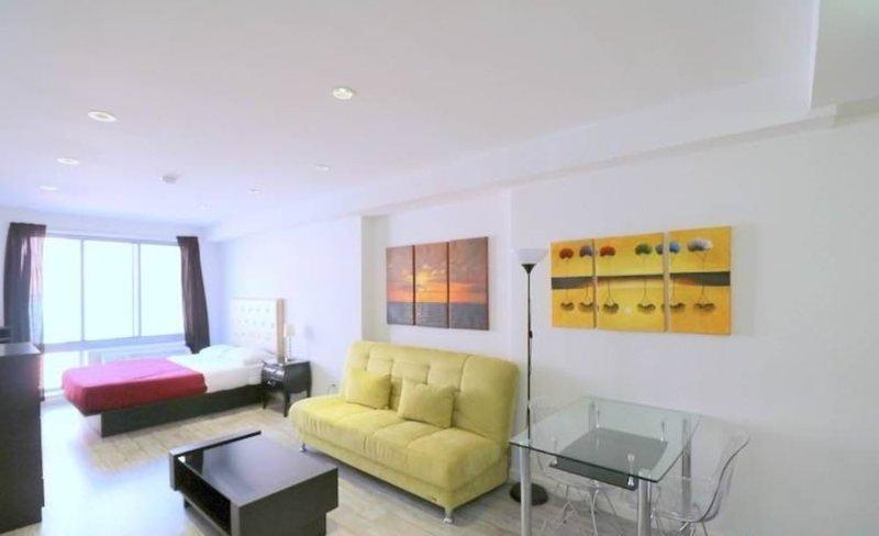 Amazing Studio Apartment in New York - Image 1 - Weehawken - rentals