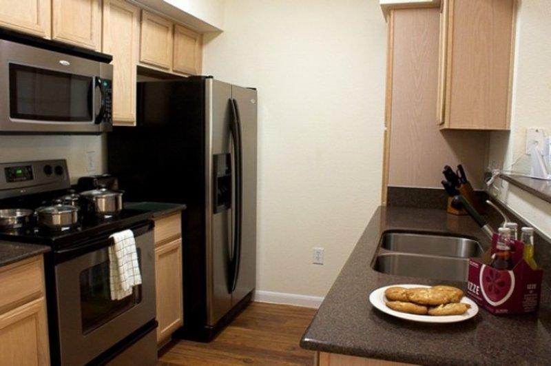Well-Lit 2 Bedroom, 2 Bathroom Apartment in Houston - Image 1 - Houston - rentals