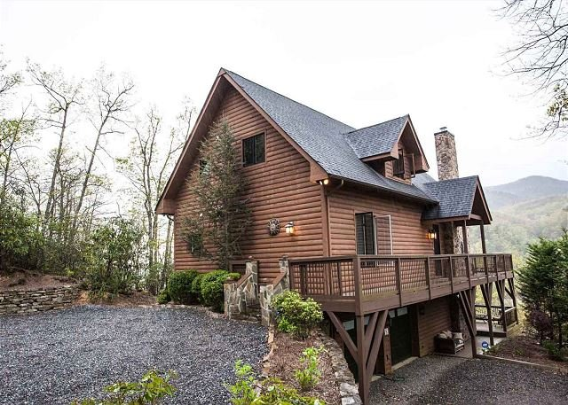 Million Dollar  views!  Large chalet -style home  perfect for two couples! - Image 1 - Fairview - rentals