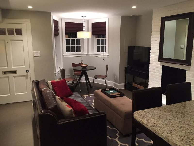 Furnished 1-Bedroom Apartment at F St NE & 3rd St NE Washington - Image 1 - Washington DC - rentals