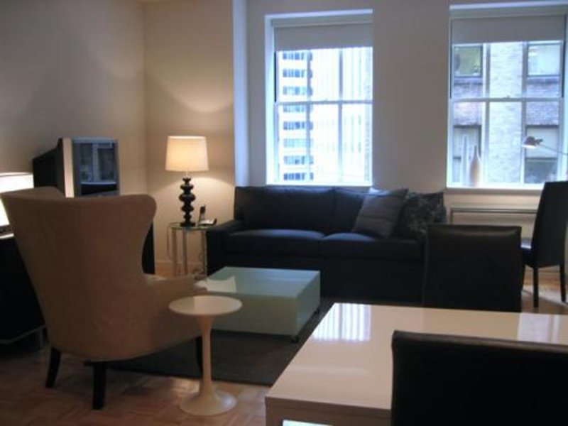 Furnished 1-Bedroom Apartment at William St & Wall St New York - Image 1 - New York City - rentals