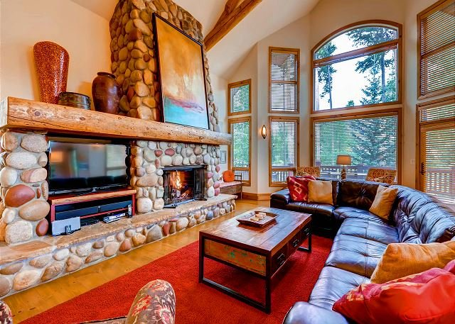Inglenook - Enjoy Spectacular Ski Area Views Close to Downtown Breck - Winter Shuttle!! - Breckenridge - rentals