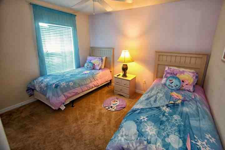 Upstairs Twin Room #2 - With Flat Screen TV - 8549 Encantada - Kissimmee - rentals