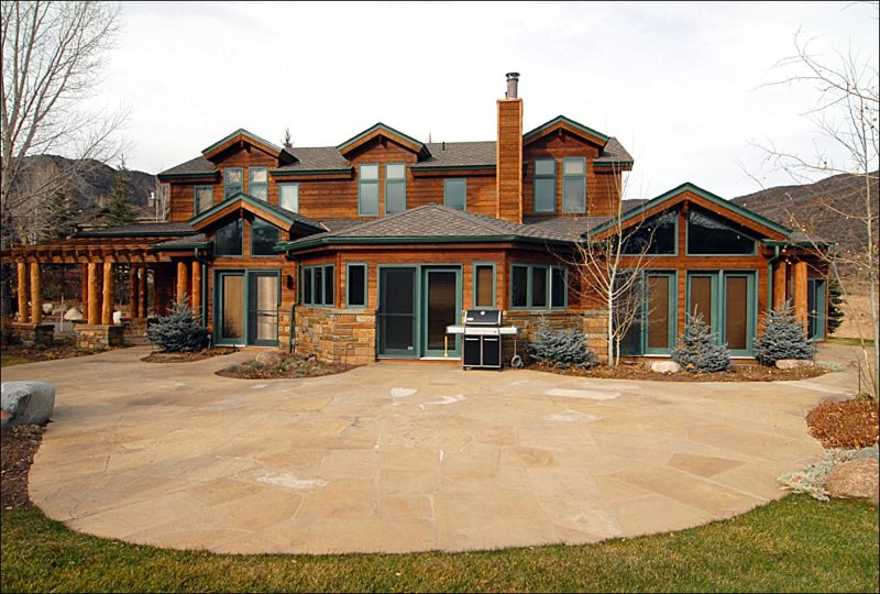 Large Horse Ranch Home - Newer Custom Home - Magnificent Views! (1674) - Snowmass Village - rentals