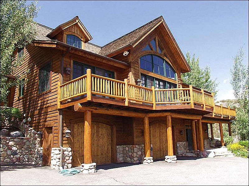Large Custom Home - Large Custom Home - Magnificent Views (1938) - Snowmass Village - rentals