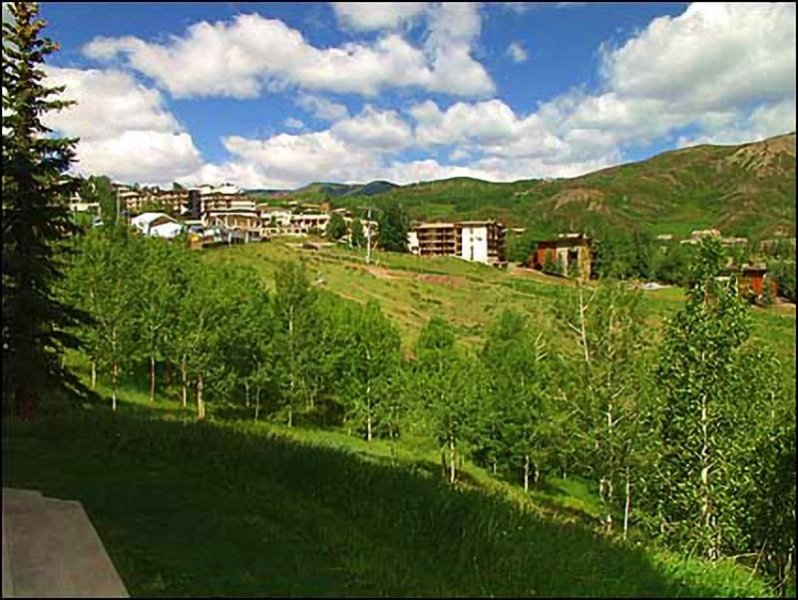 View from the deck - Snowmass - Ski-in/Ski-out (2116) - Snowmass Village - rentals