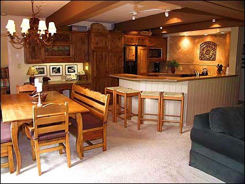 Fully Equipped Kitchen - Snowmass Village - Slopeside Condo (2138) - Snowmass Village - rentals