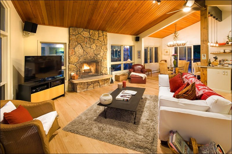 Main Living Area - Mountain Contemporary Home - Minutes from the slopes (2399) - Snowmass Village - rentals