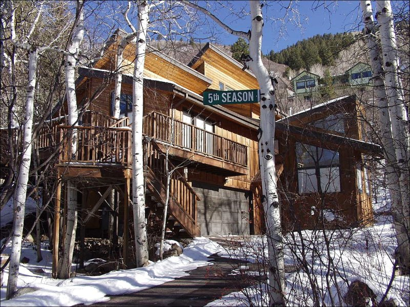 Beautiful Aspen home in Mountain Valley - Large Custom Home - Spacious and Private (2608) - Aspen - rentals