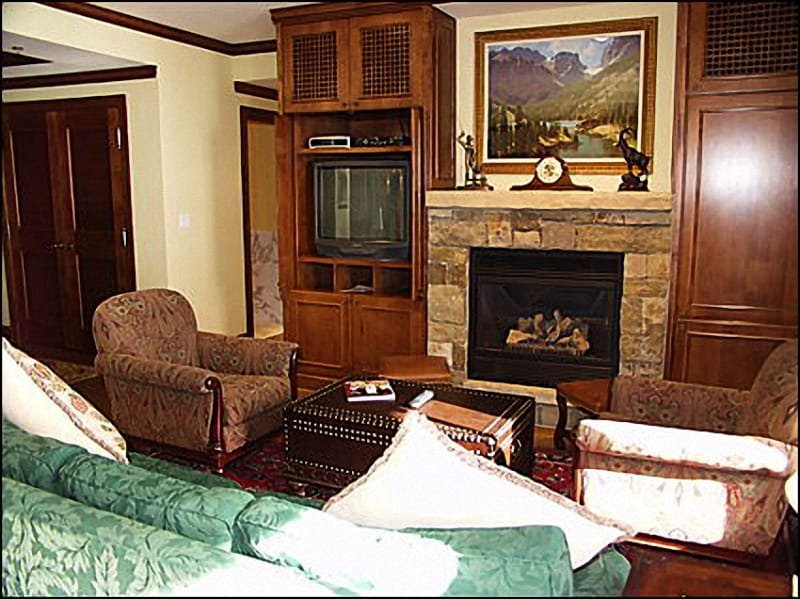 Family Room - Ritz Carlton - Aspen Highlands (2651) - Aspen - rentals