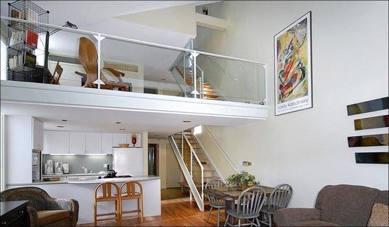 Kitchen/Dining area with loft - Snowmass Villa - Recently redecorated (2779) - Snowmass Village - rentals