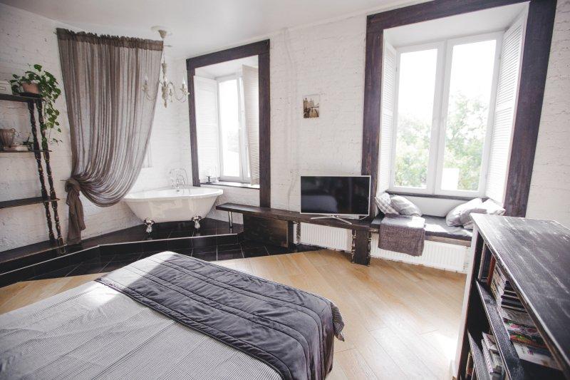 Romantic loft near Nevsky Prospekt with B & B serv - Image 1 - Saint Petersburg - rentals