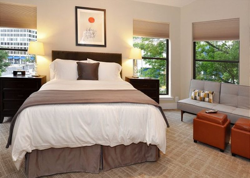 Clean and Bright 1 Studio Apartment in Washington - Image 1 - Washington DC - rentals