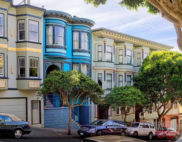 GORGEOUS 2 BEDROOM APARTMENT ON LOMBARD STREET - Image 1 - San Francisco - rentals