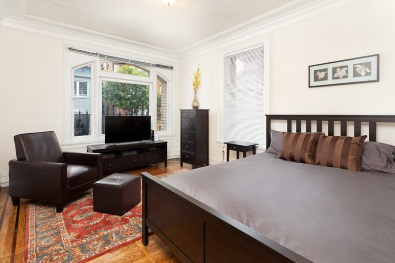 Furnished Studio Apartment at Bush St & Leavenworth St San Francisco - Image 1 - San Francisco - rentals